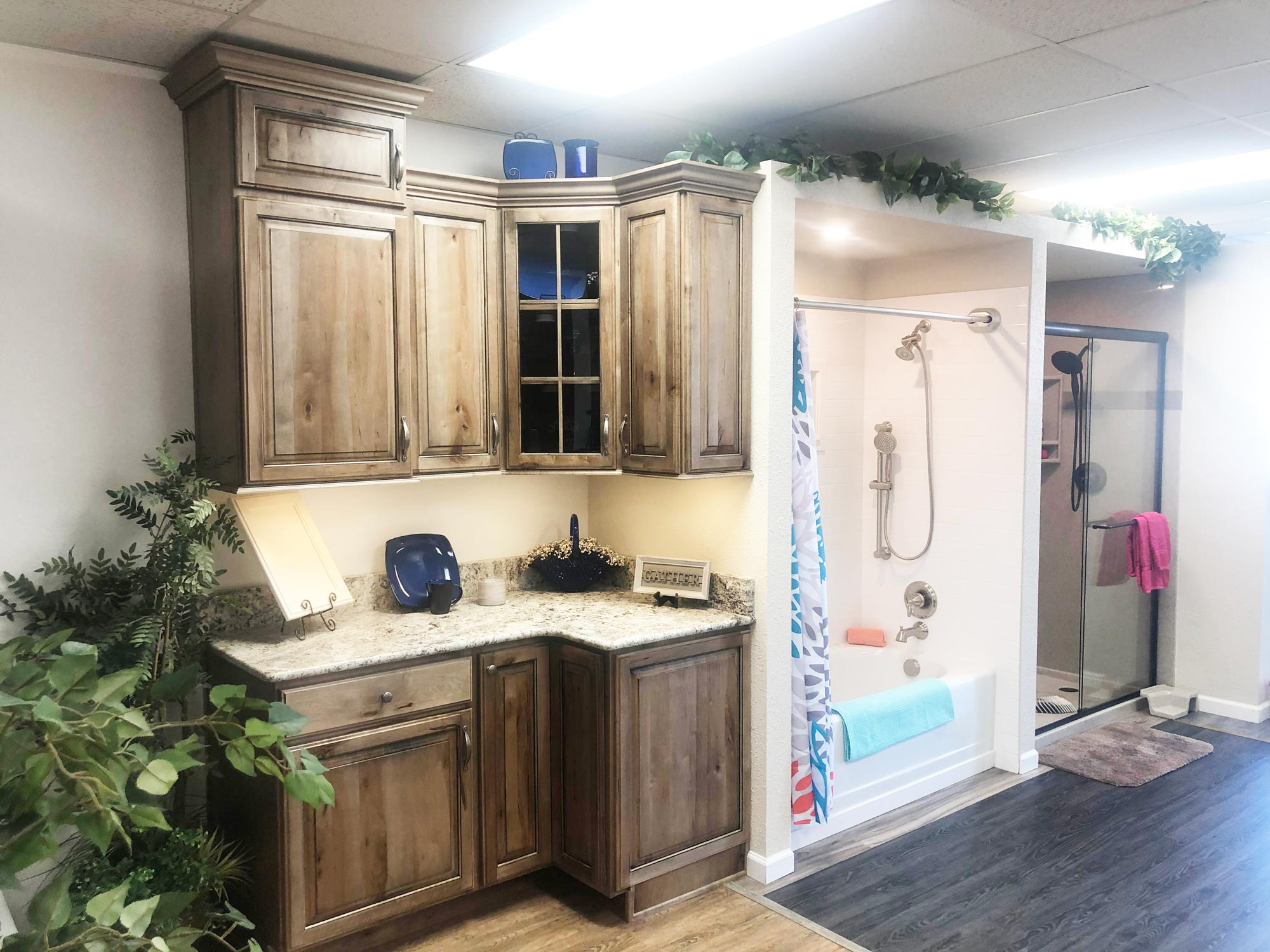 Easy Bathroom and Kitchen Remodeling Showroom