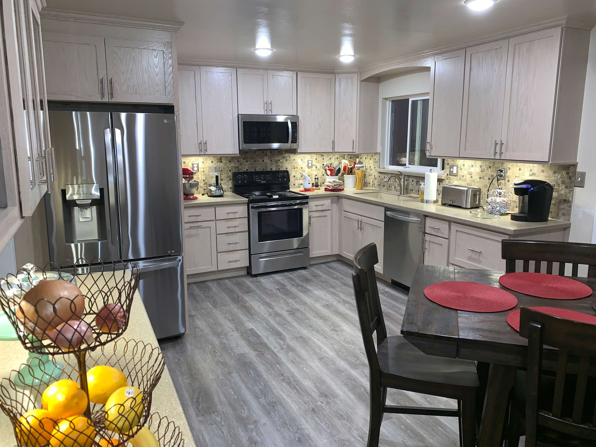 Colorado Remodeled Kitchen